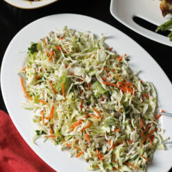 Make Sunshine Cole Slaw to Brighten Your March