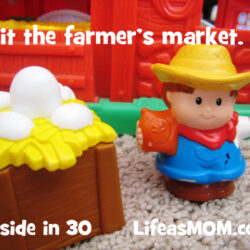 Get Out: Go to the Farmer's Market