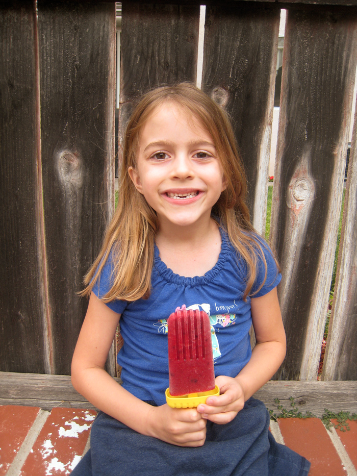 How to Make Homemade Popsicles | Life as Mom