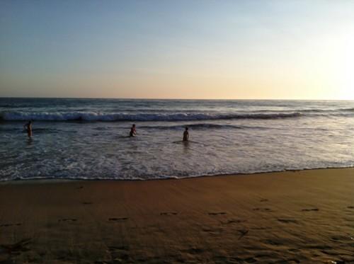 beach god is with them
