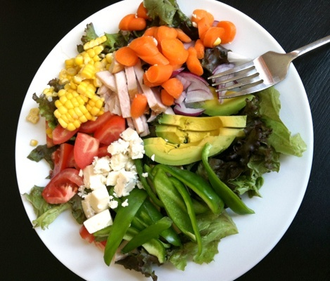 saladbration time