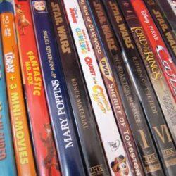 Summer Fun: Watch a Movie