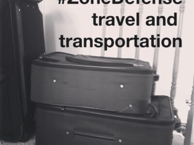 Zone Defense: Organizing Your Traveling Equipment