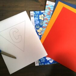 Summer Fun: Craft a Celebrate Banner