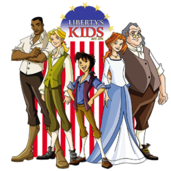 Liberty's Kids Giveaway (CLOSED)