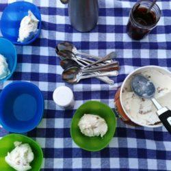 Summer Fun: Sundae Party & a Recipe for Homemade Magic Shell