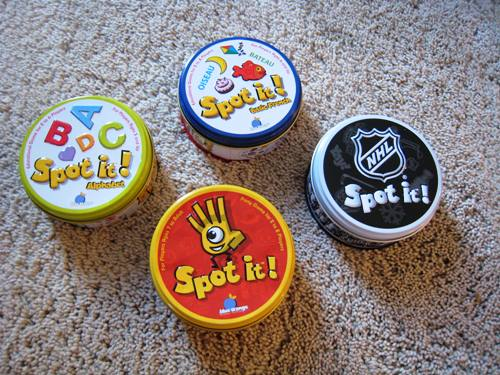 spot it collection