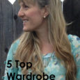 5 Top Wardrobe Essentials - Life as Mom