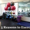 5 Reasons to Exercise | Life as MOM