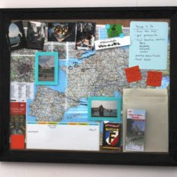 Creating a Vision Board for Travel with Kids | Life as MOM - Help your kids know about where you