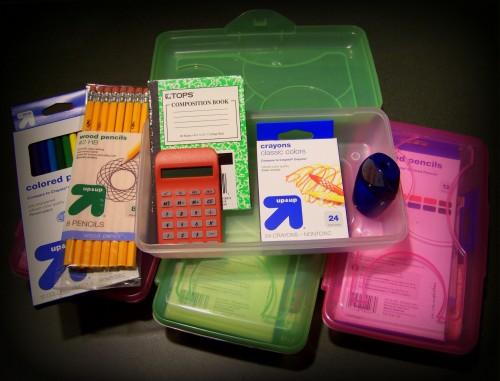 OCC School Supplies