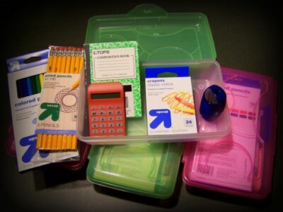 OCC School Supplies