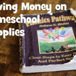 Saving Money on Homeschool Supplies | Life as MOM