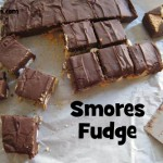 smores fudge summer fun