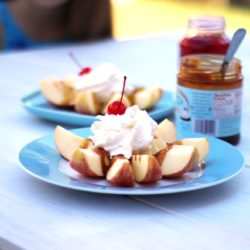 Apple Crowns for Fall | Life as MOM