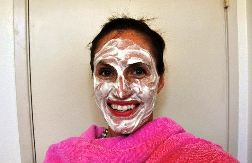 DIY Facial Mask   Life as MOM