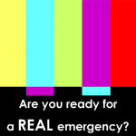 Are You Ready for a Real Emergency? One way to observe 9-11 is to spend a few minutes getting your family better prepared for an emergency.
