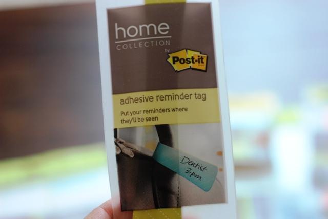 adhesive reminder tags