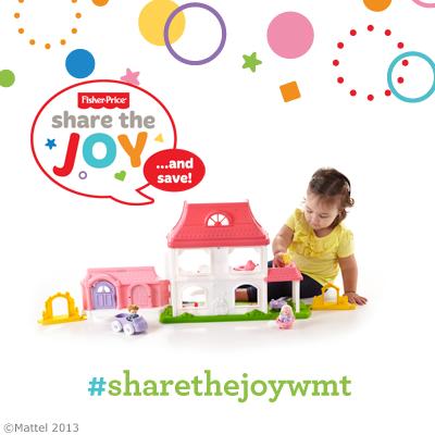 share the joy house