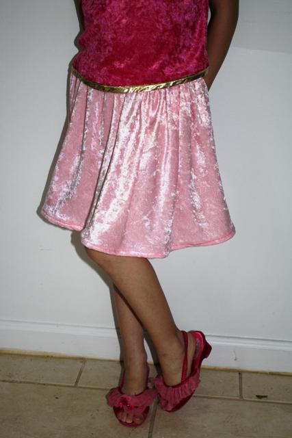 DIY Dress Up Skirts | Life as MOM
