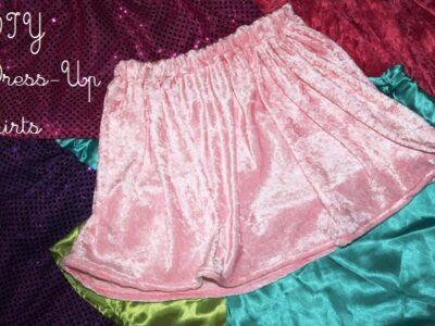 DIY Dress-Up Skirts | Life as MOM