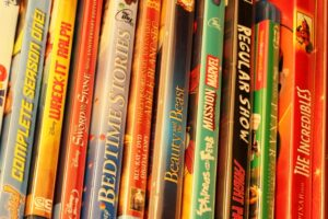 DVD and Blu Ray Movie Round up