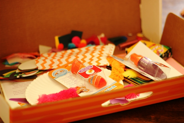 Elmer's Craft Box fun