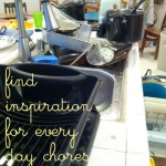 Find inspiration for everyday chores