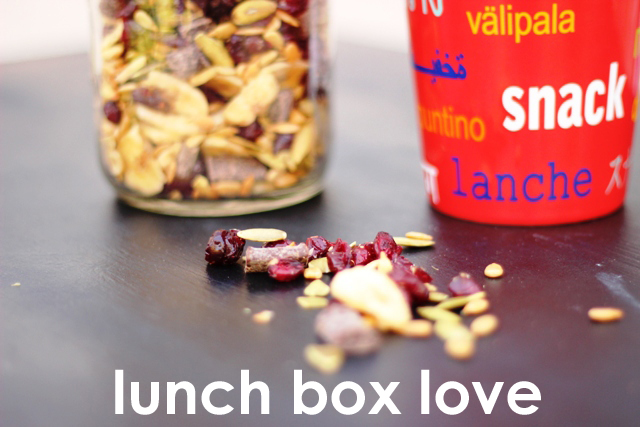Lunch Box Love | Life as MOM
