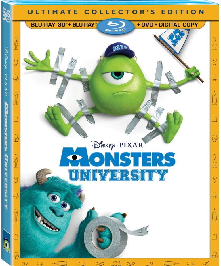 Movie Review Roundup: Monsters University