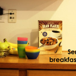 Serve a breakfast bar copy