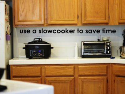 Slow Cooking Saves Time in the Kitchen