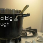 Use a big enough pot Life as MOM