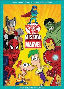 marvel phineas