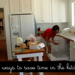 31 Ways to Save Time in the Kitchen | Life as MOM
