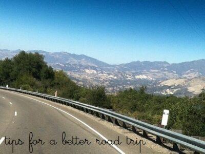better road trip