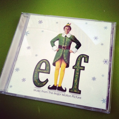elf soundtrack