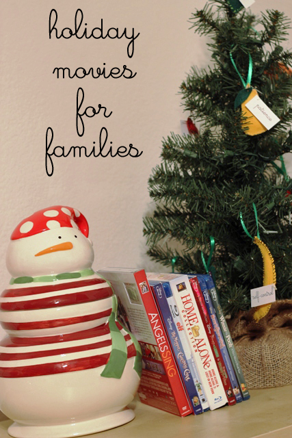 Holiday Movie Reviews for Families | Life as MOM
