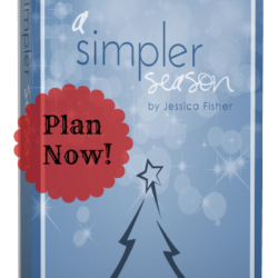 Plan Now for a Simpler Season