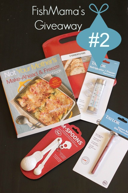 Christmas, Day 2: A Freezer Cooking Fun Bundle