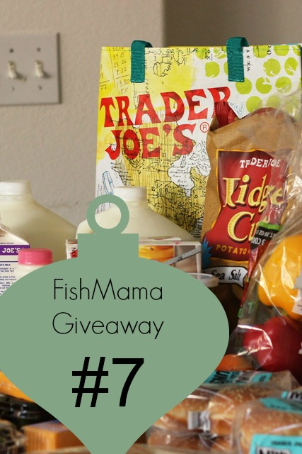 Christmas, Day 7: A Trader Joe's Gift Card