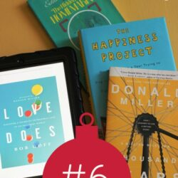 Christmas, Day 6: Great Books to Read