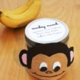Make a sweet (and allergen-friendly) gift of trail mix with this Monkey Munch Gift Jar