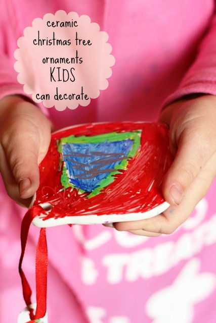 Christmas Ornaments You Can Make | Life as MOM