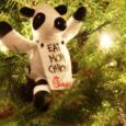 chick fil a tree ornament