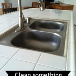 Quick Ways to Calm It Down: Clean Something