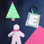 Easy Homemade Gift Tags - Create easy, homemade gift tags to label presents and to add a little personal touch to the gifts you give.