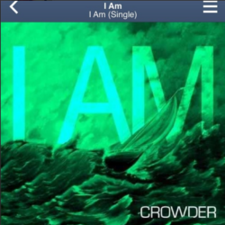 i am david crowder
