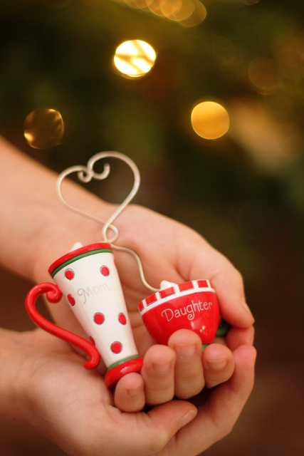 Memories on the Tree - Tree ornaments are a wonderful reminder of great memories.
