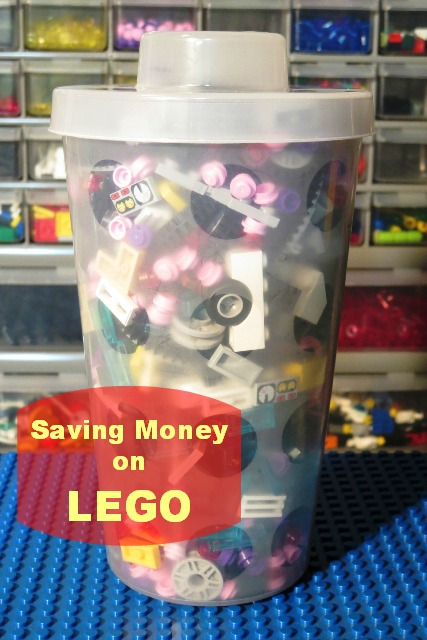 Saving Money on LEGO | Life as Mom